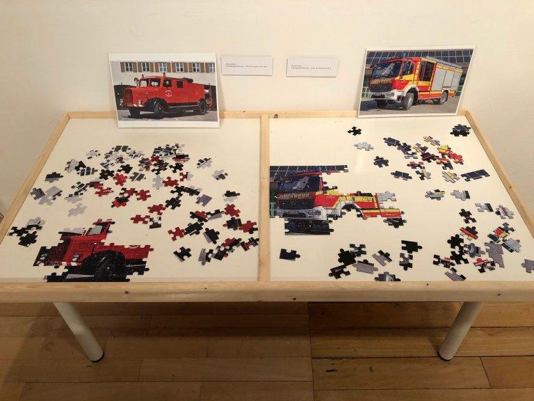 Ehrensache Puzzle