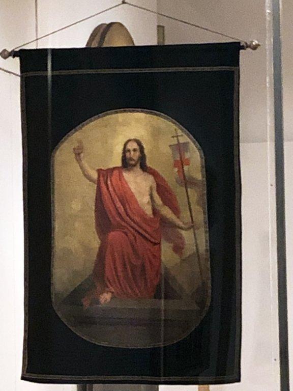 Auferstehungschristus ganz