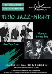 Trio Jazz-Night