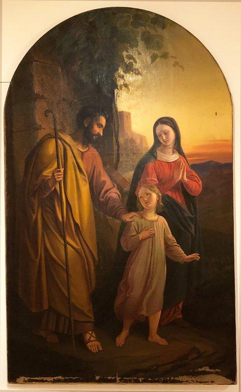 Grossansicht in neuem Fenster: Ferdinand Wagner Die Heilige Familie