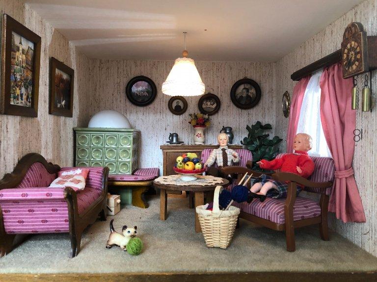 Grossansicht in neuem Fenster: Puppenhaus2