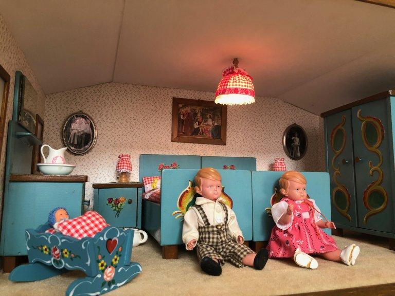 Grossansicht in neuem Fenster: Puppenhaus5